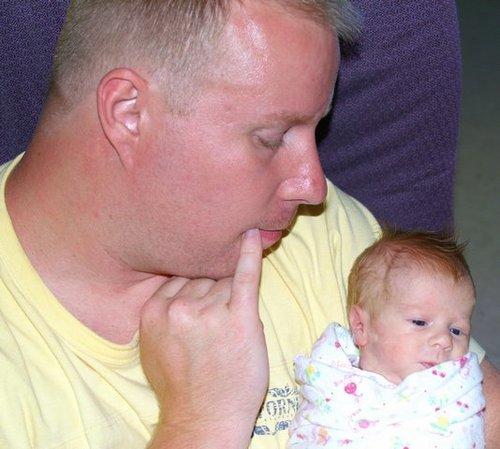 Daddy & Noelle