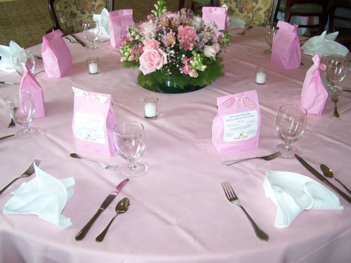 The Tables, Set For Tea!